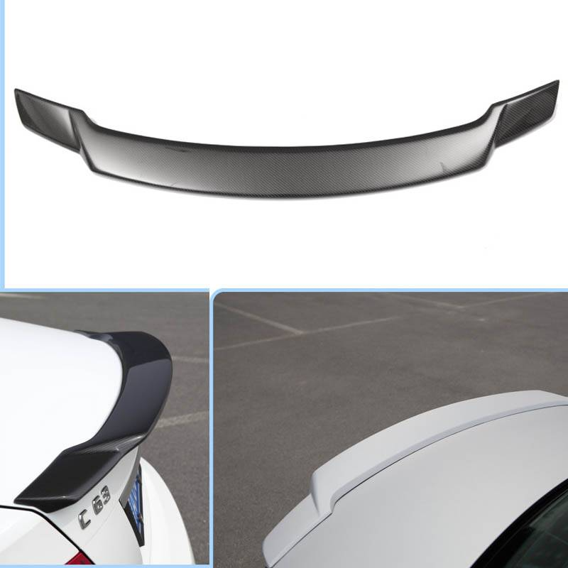 BENZ C74 carbon rear spoiler for all C-class