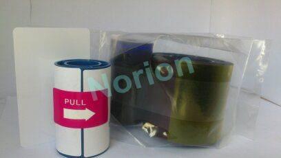 DIC10581 YMCKOK EDIsecure Ribbon 200Prints Matica DCP350