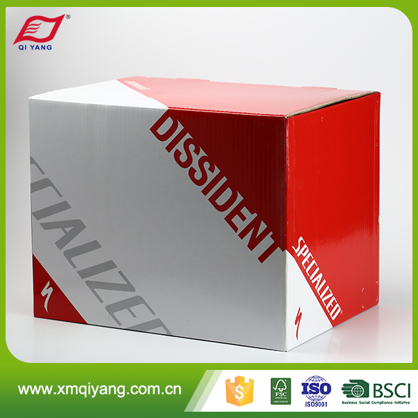 Wholesale custom printed high quality cardboard packing paper box