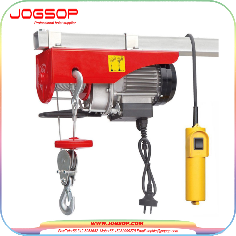 30 Years Manufacturing Experience Industry Lifting Equipment Electric Hoist 110V