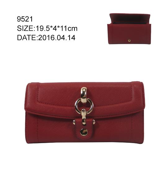 fashion purses for Women's PU wallet