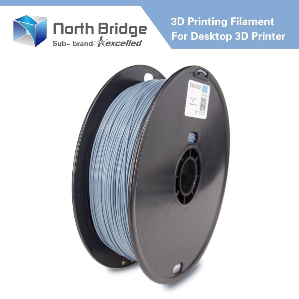 Kexcelled 1.75mm 3.0mm ABS PLA 3D Printer Filament