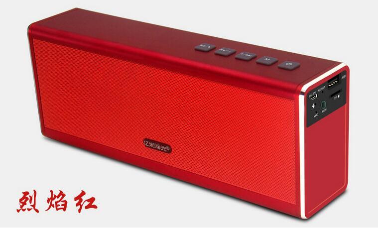 Bluetooth speaker,32G TF Card bluetooth speaker,4000Mah power bank bluetooth speaker