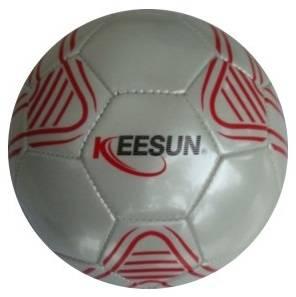 PVC Machine Stitched Soccer Sporting Balls