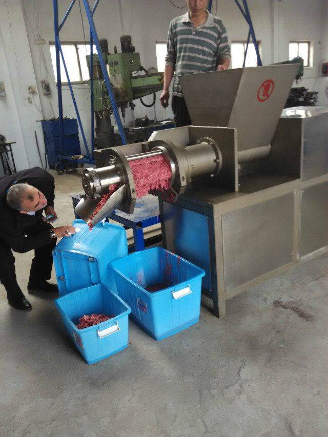 chicken meat separator TLY3000