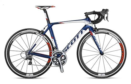 2015 Bicycle Foil Team Issue Road Bike