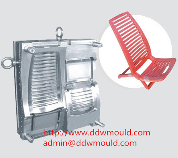 DDW Leisure Bech Plastic Chair Mould