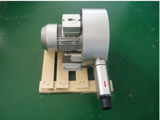 High pressure gas blower