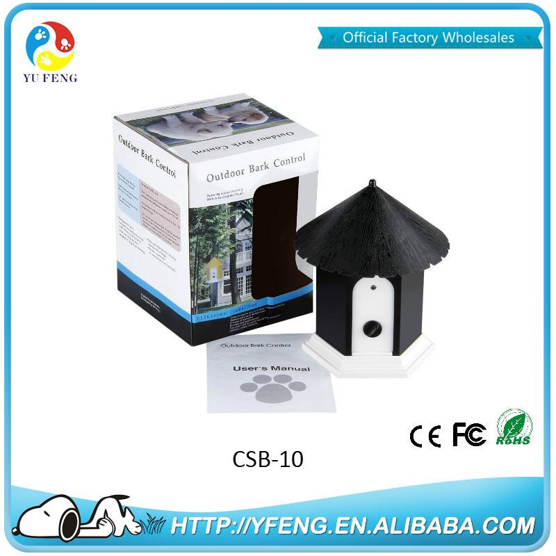 CSB-10 Ultrasonic Bark Control Training Private Label Welcome