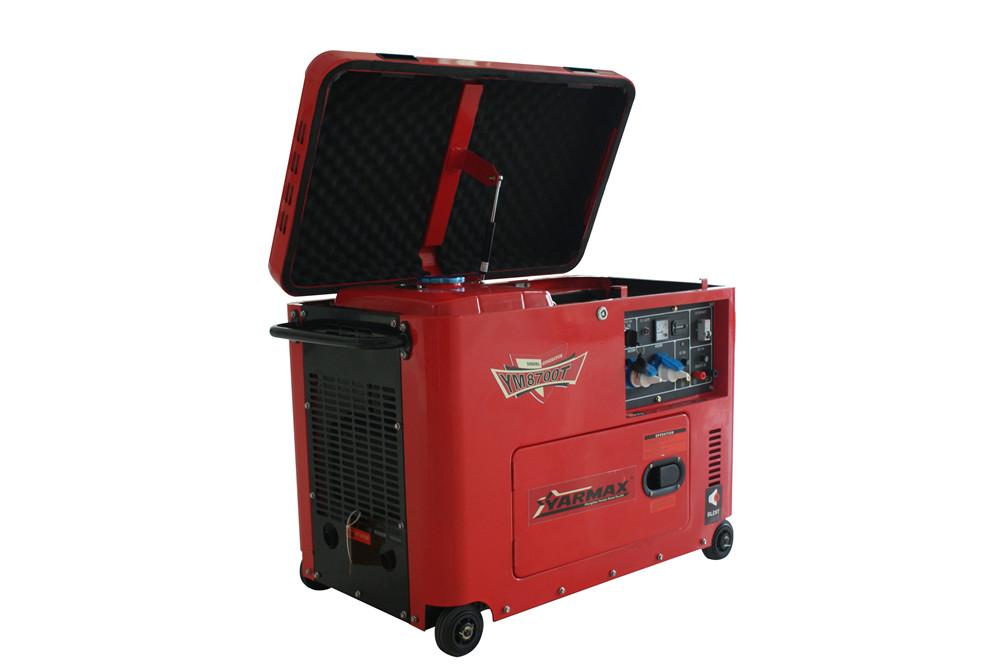 Luxurious Type Silent 68db Diesel Generator (2.8~7kva)