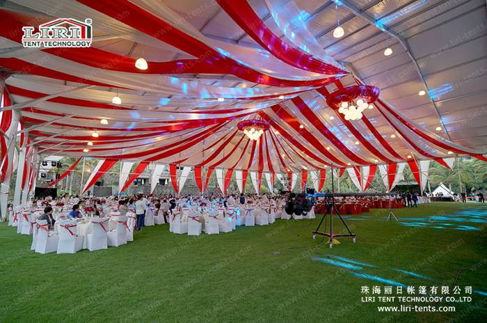 10X20m Saudi Arabia Haji Event Tent for Hajj Festival