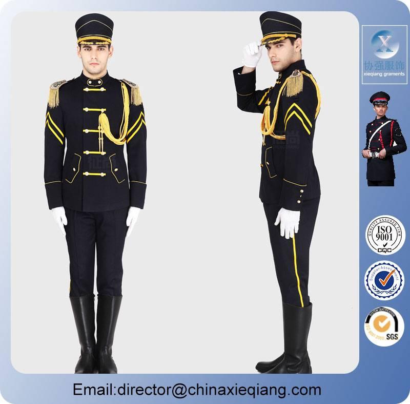 New arrivals custom-made european men security uniform