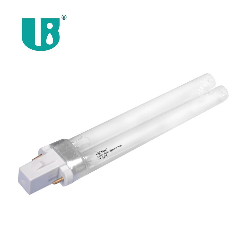 G23 PL lamp 7W germicidal bulb light GPL7W