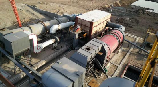 Sewage sludge disposal machine