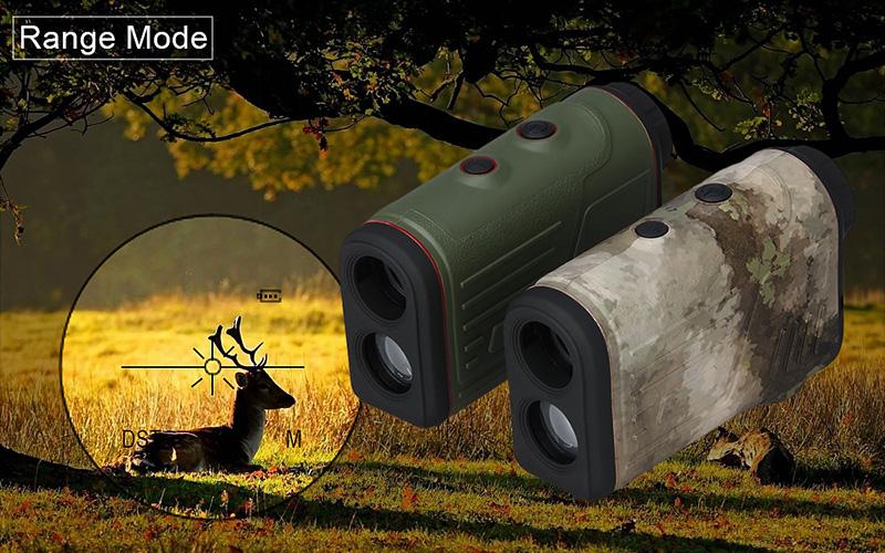 optical distance measurement instrument hand-held hunting rangefinder laser golf range finder