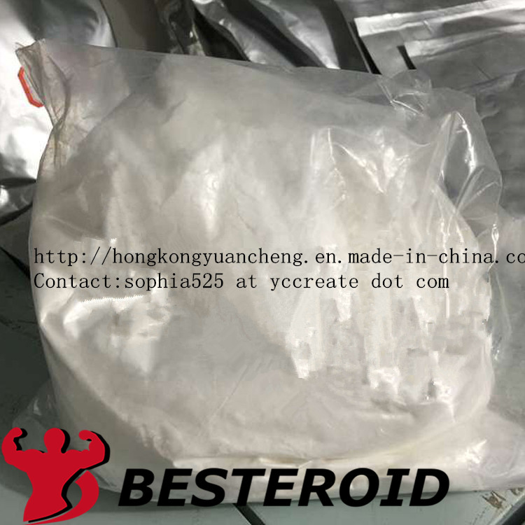 Metronidazole Pharmaceutical Raw Materials CAS 443-48-1 for Antibacterial
