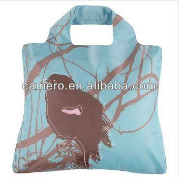 2014 Personalized Resuable Folding Shopping Bags
