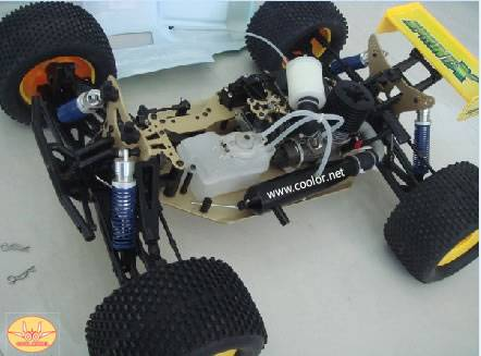 1:8 GP Off-Road Car with 25Xp