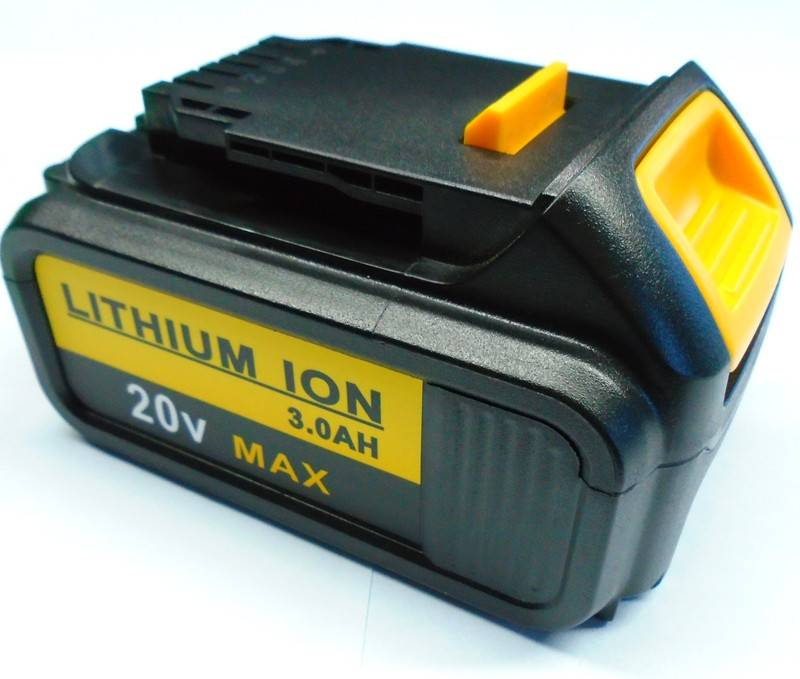 Dewalt 20V3.0AH li-ion battery pack