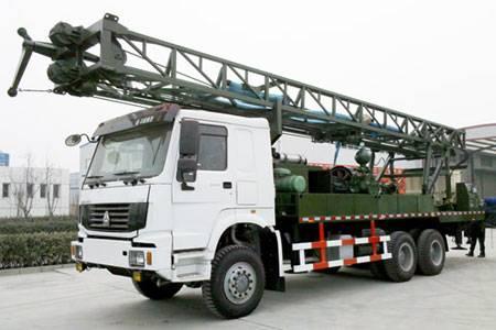 SPC400 drilling rig
