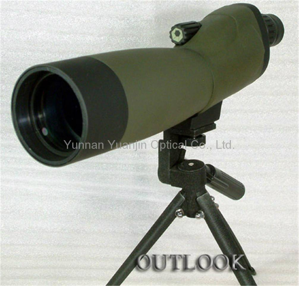 Clear imaging and compact 20-60x60 birding binoculars