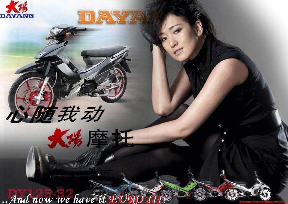 DAYANG MOTORCYCLE