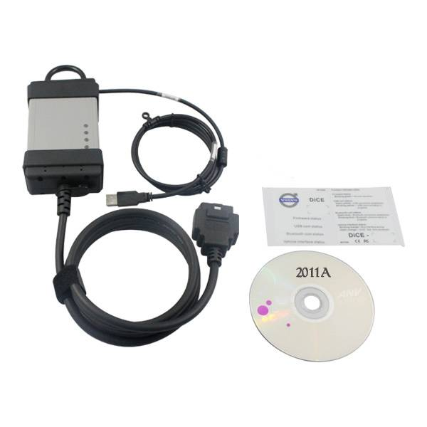 VOLVO VIDA DICE Diagnostic Tool 2012D