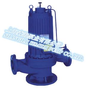 Canned-motor inline pump