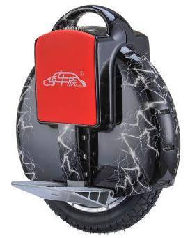 Intelligent off-road electric wheelbarrow / single round somatosensory car / Samsung batteries lithi