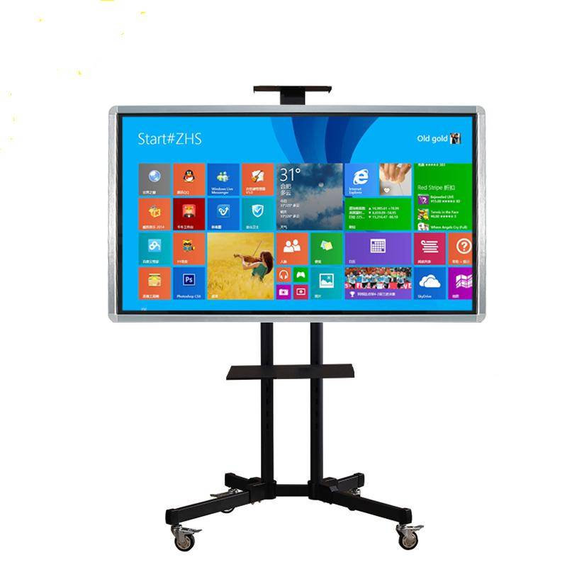 Monitor Android WIND7 System Platform Interactive Panel Teach/Meeting Room LCD Touch Screen