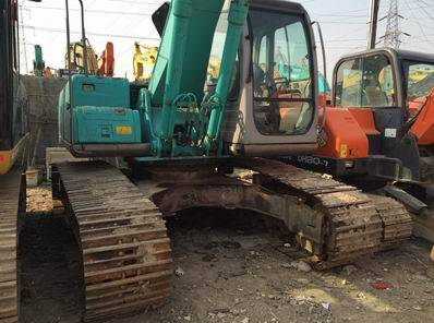 Used Kobelco SK200-6 Excavator, Used Excavator SK200-6 for Sale