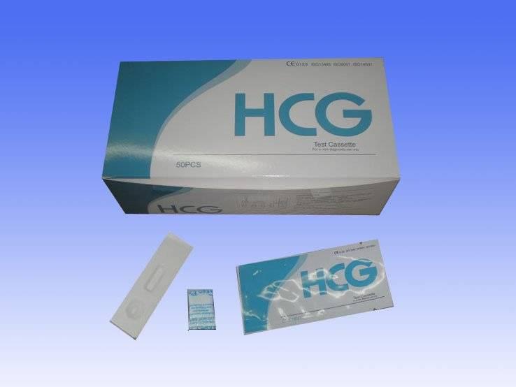 Diagnostic HCG Pregnancy Test Kits