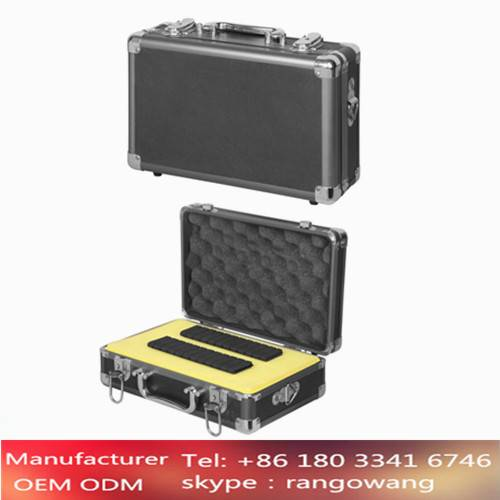 High Quality and Hot Sales Aluminum Camera Travel Case