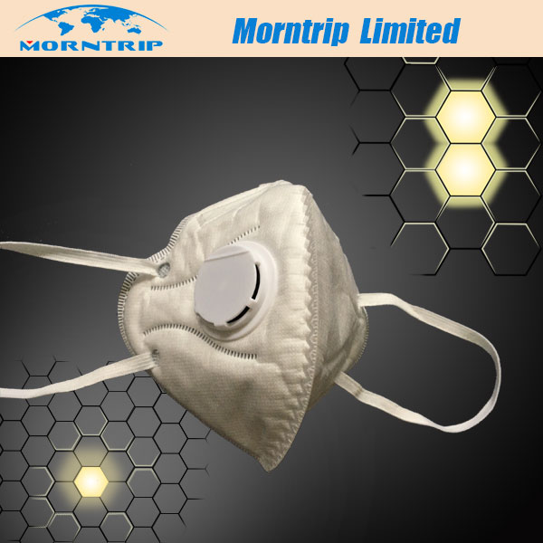 High Quality New Style Folded Mask / N95 Respirator
