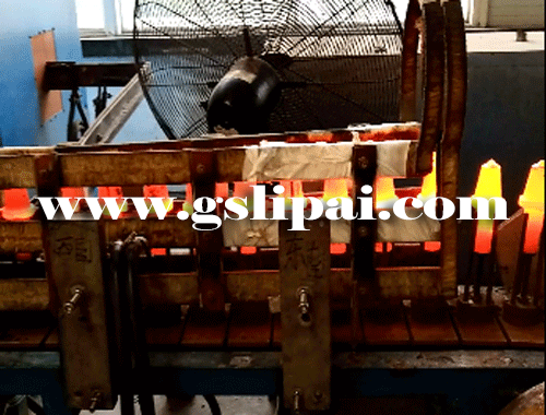 Induction Welding Machine for Wooden Cutters