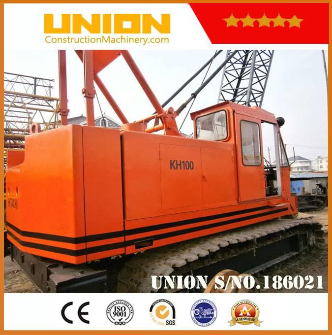 Hitachi Kh100 (30T) Crawler Crane