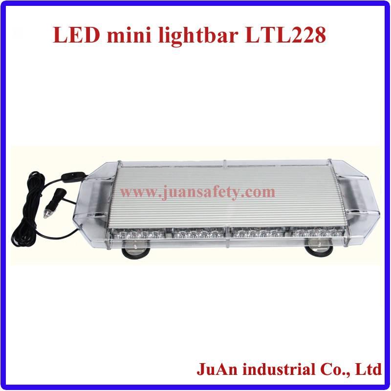 LTL228 LED cheap emergency warning mini lightbar