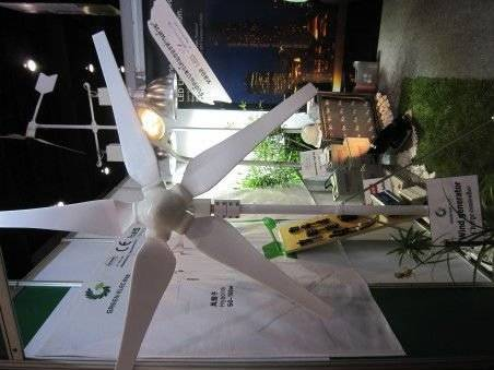 HAWT wind turbine horizontal wind turbine