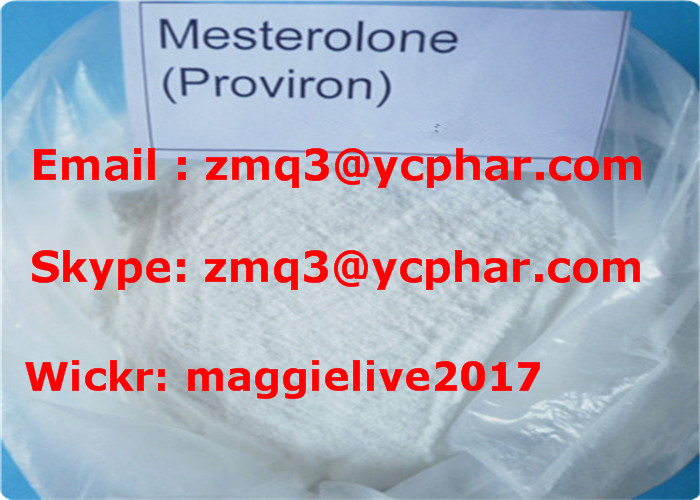 Top Sell Steroids 99% Min Steroid Powder Mesterolon Proviron