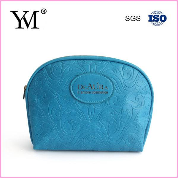 fashion lady promotional cosmetic bag pouch style