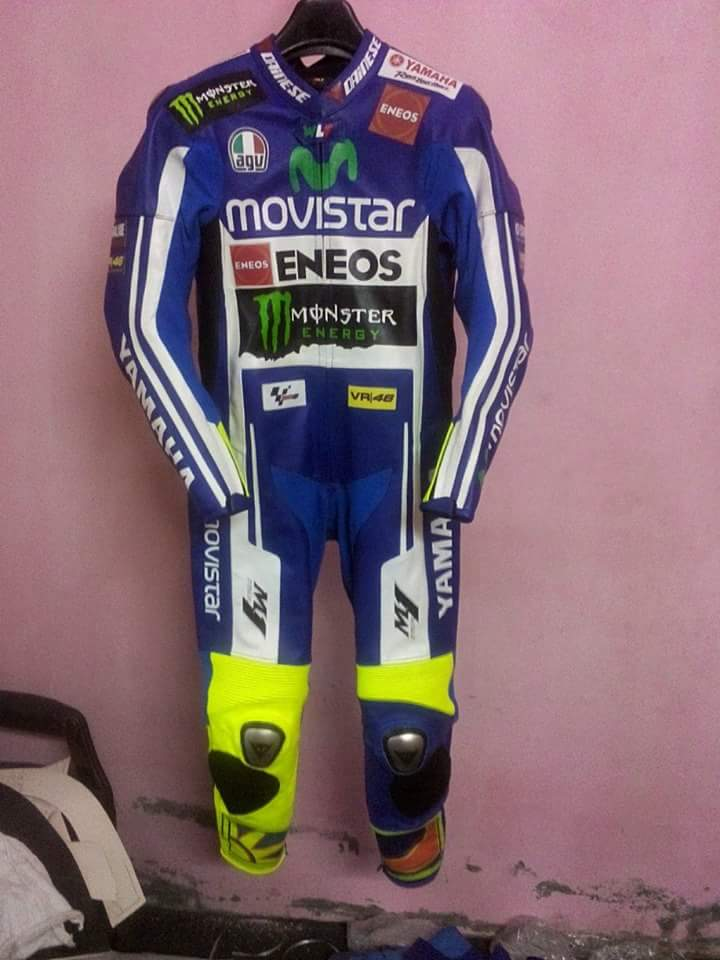Yamaha Monster movistar