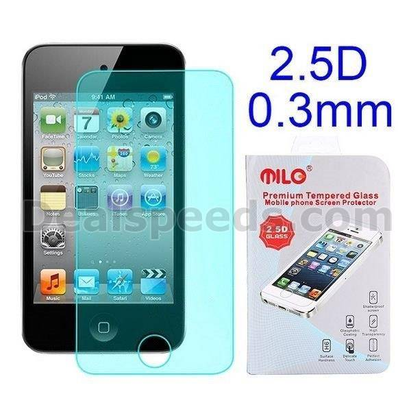 2.5D 0.3mm Tempered Glass for Touch 5