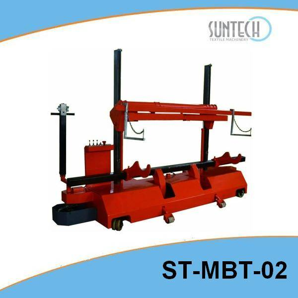 Motorized Warp Beam Lift Trolley with Harness Mounting Device(ST-MBT-02)