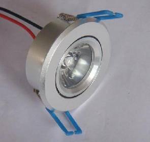1W/3W LED Down Light