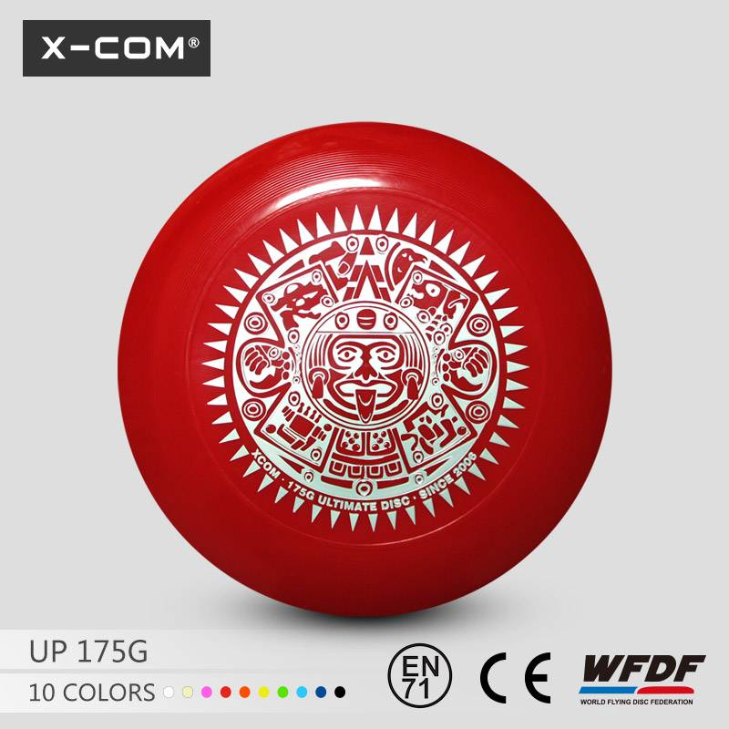 X-COM The Best Frisbee Ultimate 175g Flying Disk