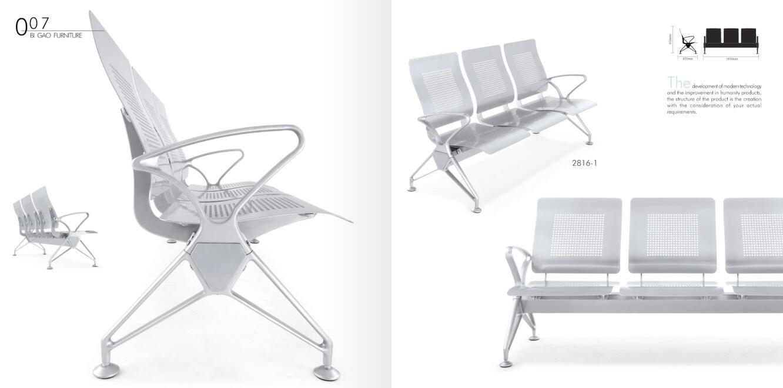 airport chair waiting chair.public chair.terminal seats