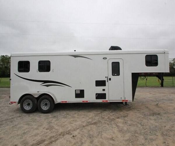 china 3 gooseneck trailer with living quarters