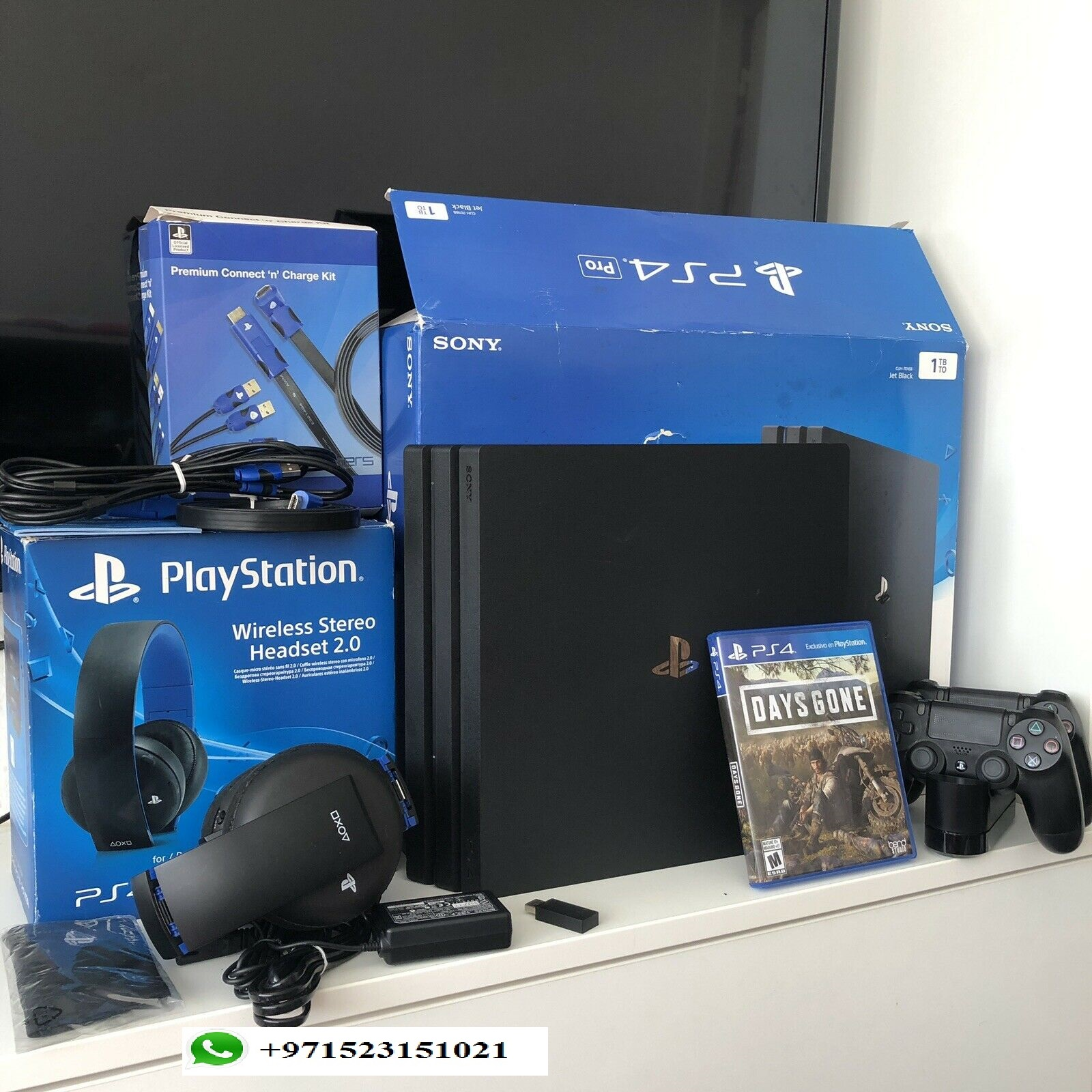 XE Hot Best Buy 5 Get 2 Free PS4 PRO 1TB,2TB Video Game ConSoLES+