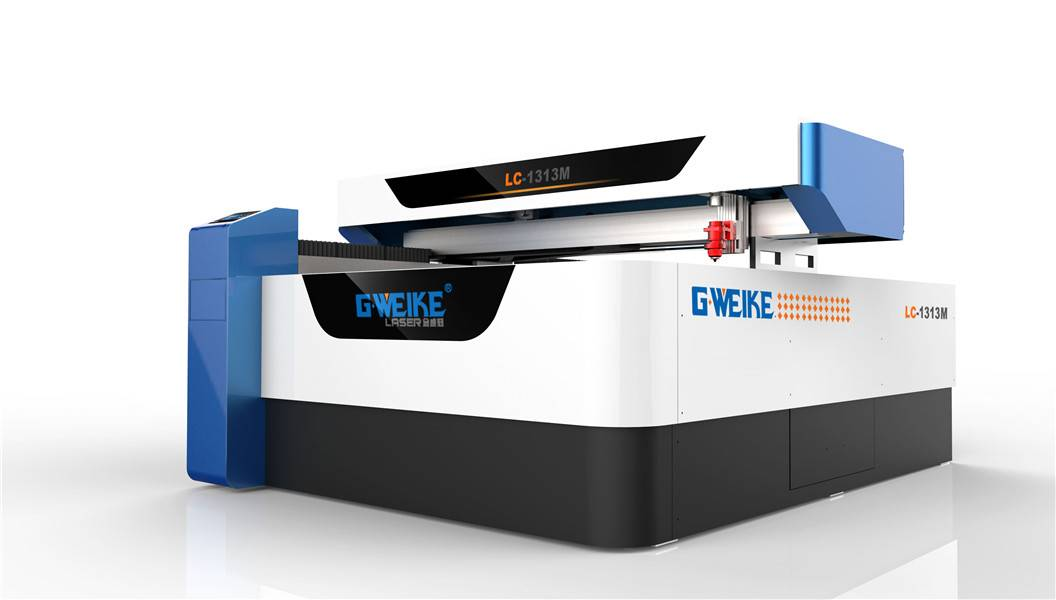 nonmetal and metal co2 laser cutting machine  (LC1313M)