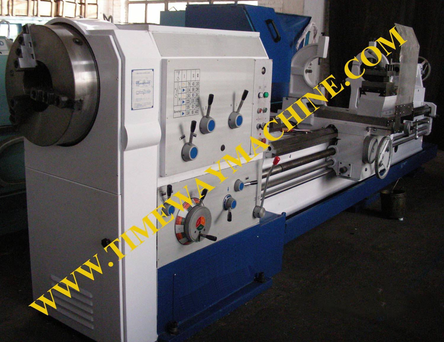 Oil Country Hollow Lathe Q-210 x 3000